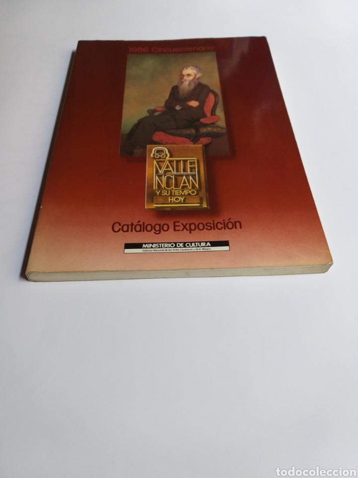 Libros de segunda mano: Valle Inclán y su tiempo hoy. Catálogo exposición. Madrid 1986 . . Literatura ensayo - Foto 2 - 261587045