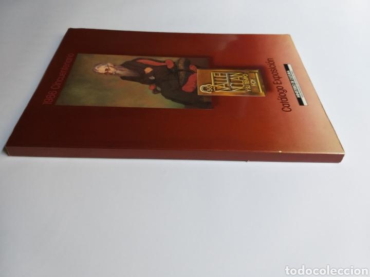 Libros de segunda mano: Valle Inclán y su tiempo hoy. Catálogo exposición. Madrid 1986 . . Literatura ensayo - Foto 3 - 261587045