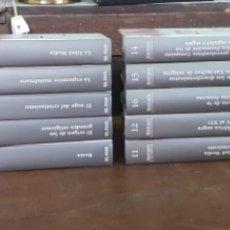 Libros de segunda mano: HISTORIA UNIVERSAL SALVAT EL PAIS 20 TOMOS OBRA COMPLETA. Lote 261614555