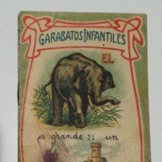 Libros de segunda mano: GARABATOS INFANTILES - ANTONIO CHIQUÉS. Lote 261616280