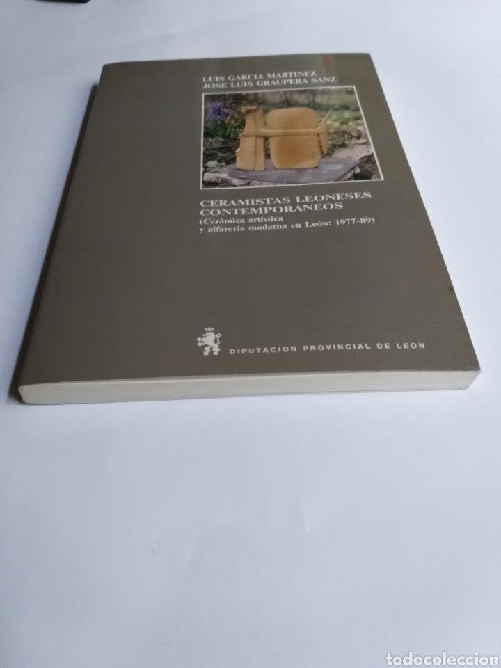 Libros de segunda mano: Ceramistas leoneses contemporáneos. Cerámica artística y alfarería moderna en León Luis García Martí - Foto 2 - 261619495