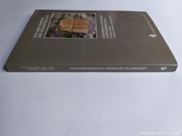 Libros de segunda mano: Ceramistas leoneses contemporáneos. Cerámica artística y alfarería moderna en León Luis García Martí - Foto 3 - 261619495