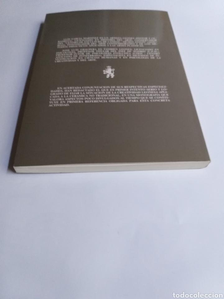 Libros de segunda mano: Ceramistas leoneses contemporáneos. Cerámica artística y alfarería moderna en León Luis García Martí - Foto 6 - 261619495