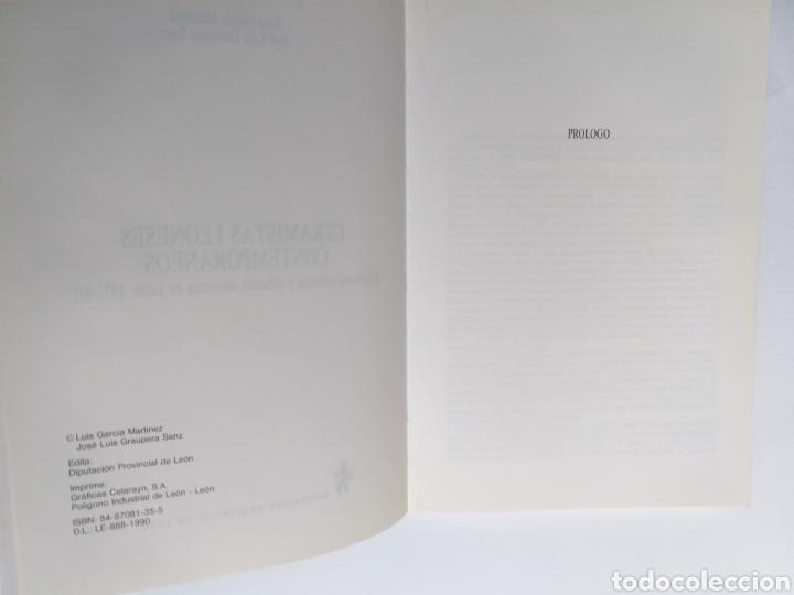 Libros de segunda mano: Ceramistas leoneses contemporáneos. Cerámica artística y alfarería moderna en León Luis García Martí - Foto 8 - 261619495