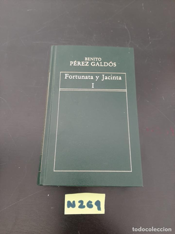 FORTUNATA Y JACINTA (Libros de Segunda Mano (posteriores a 1936) - Literatura - Otros)