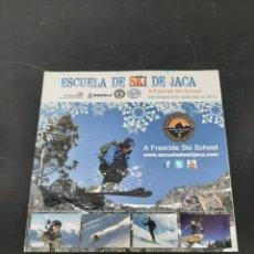 Libros de segunda mano: ESCUELA DE SKI DE JACA. Lote 261646410