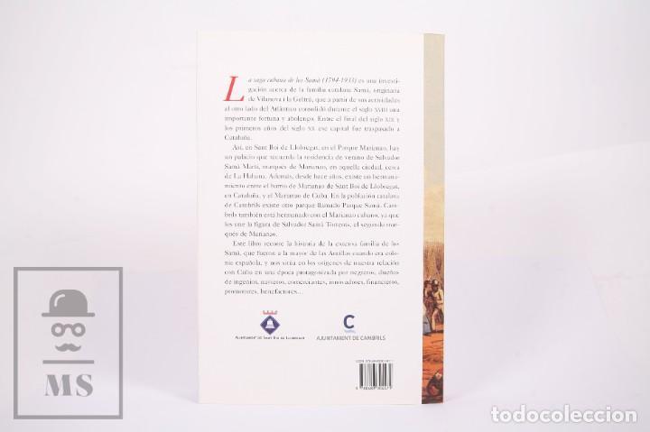 Libros de segunda mano: Libro - La Saga Cubana de los Samà 1794-1933 - Dolores M. Pérez Tarrau - Ed. Viena 1ª Ed 2007 - Foto 4 - 261802810