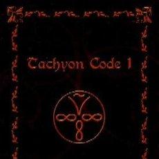 Libros de segunda mano: TACHYON CODE 1, BOCHMIK, MARTINA, ES-279. Lote 261846285