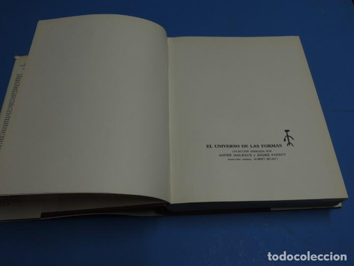 Libros de segunda mano: EL UNIVERSO DE LAS FORMAS: EL SIGLO DEL AÑO MIL.-GRODECKI, L. - MÜTHERICH, F. - TARALON, J. - WORMAL - Foto 3 - 261849635