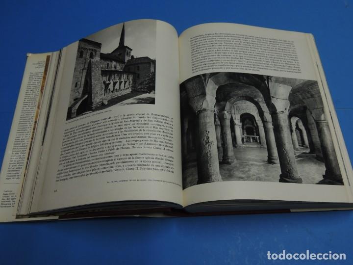 Libros de segunda mano: EL UNIVERSO DE LAS FORMAS: EL SIGLO DEL AÑO MIL.-GRODECKI, L. - MÜTHERICH, F. - TARALON, J. - WORMAL - Foto 6 - 261849635