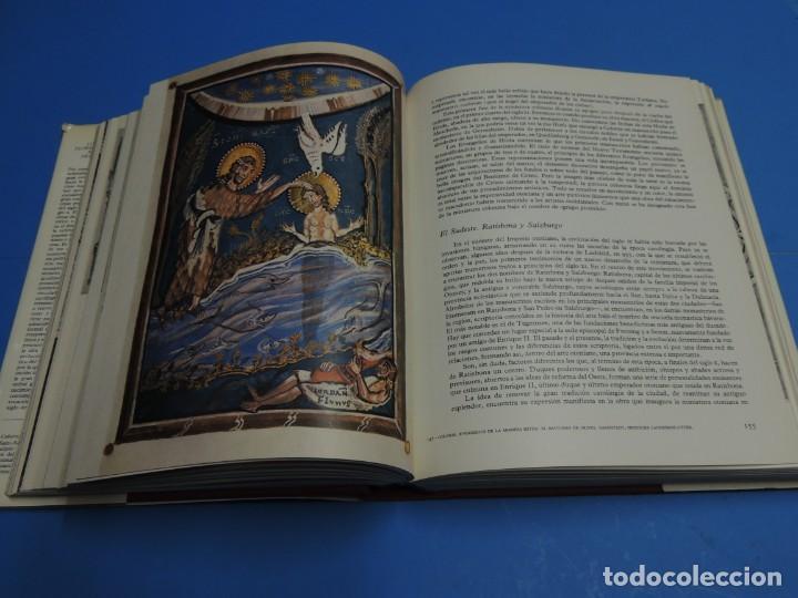 Libros de segunda mano: EL UNIVERSO DE LAS FORMAS: EL SIGLO DEL AÑO MIL.-GRODECKI, L. - MÜTHERICH, F. - TARALON, J. - WORMAL - Foto 12 - 261849635