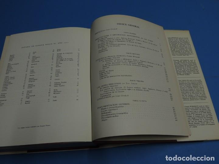 Libros de segunda mano: EL UNIVERSO DE LAS FORMAS: EL SIGLO DEL AÑO MIL.-GRODECKI, L. - MÜTHERICH, F. - TARALON, J. - WORMAL - Foto 21 - 261849635