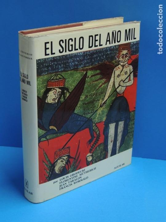 EL UNIVERSO DE LAS FORMAS: EL SIGLO DEL AÑO MIL.-GRODECKI, L. - MÜTHERICH, F. - TARALON, J. - WORMAL (Libros de Segunda Mano - Bellas artes, ocio y coleccionismo - Otros)