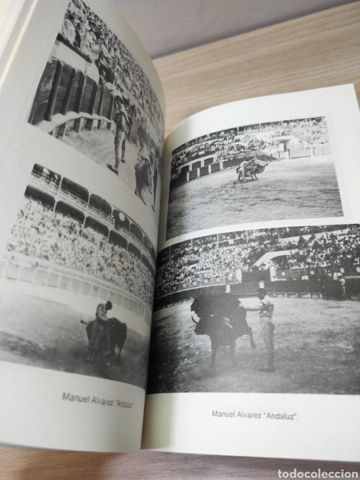 Libros de segunda mano: Libro Historia de la Plaza de Toros de Almería. Juan Aguilera Ruiz. Tomo I, 1939-1952 - Foto 3 - 261933905