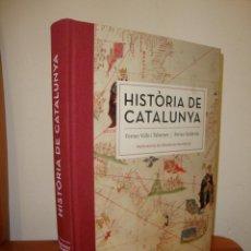 Libros de segunda mano: HISTÒRIA DE CATALUNYA - FERRAN VALLS I TABERNER, FERRAN SOLDEVILA - MOLT BON ESTAT. Lote 262013475