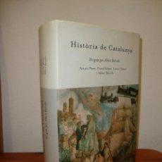 Libros de segunda mano: HISTÒRIA DE CATALUNYA - ALBERT BALCELLS (DIR.) - MOLT BON ESTAT. Lote 262013560