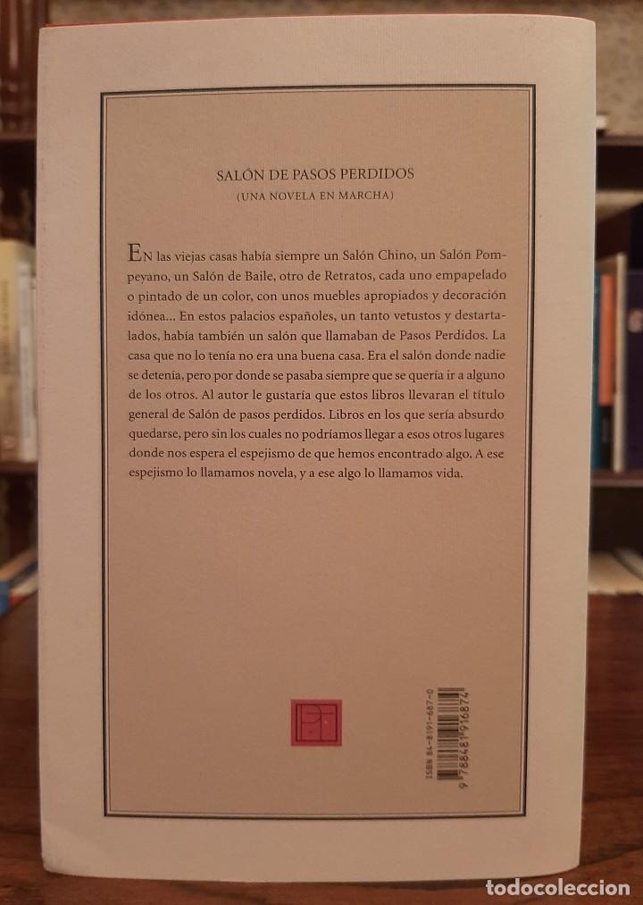 """Libros de segunda mano: ANDRÉS TRAPIELLO: """"EL JARDÍN DE LA PÓLVORA"""" - Foto 3 - 262106045"""