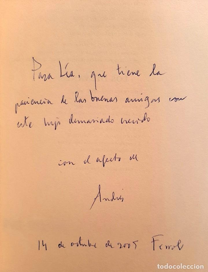 """Libros de segunda mano: ANDRÉS TRAPIELLO: """"EL JARDÍN DE LA PÓLVORA"""" - Foto 4 - 262106045"""