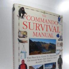Livros em segunda mão: THE COMMANDO SURVIVAL MANUAL HUGH MCMANNERS. Lote 262177705