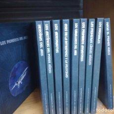 Libros de segunda mano: LA CONQUISTA DEL AIRE. 10 TOMOS. LIBROS TIME-LIFE, 1982. Lote 262249230