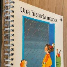 Libros de segunda mano: UNA HISTORIA MAGICA / LA COCCINELLA / 2003. Lote 262250470