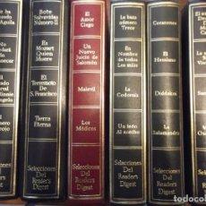 Libros de segunda mano: LOTE DE & EX LIBRIS CON 4 TOMOS CADA UNO. Lote 262321970