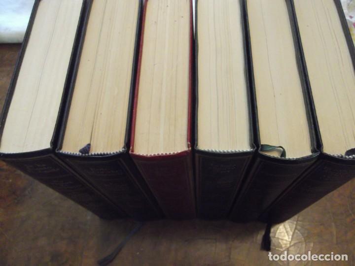 Libros de segunda mano: Lote de 6 Ex libris con 4 tomos cada uno - Foto 3 - 262321970