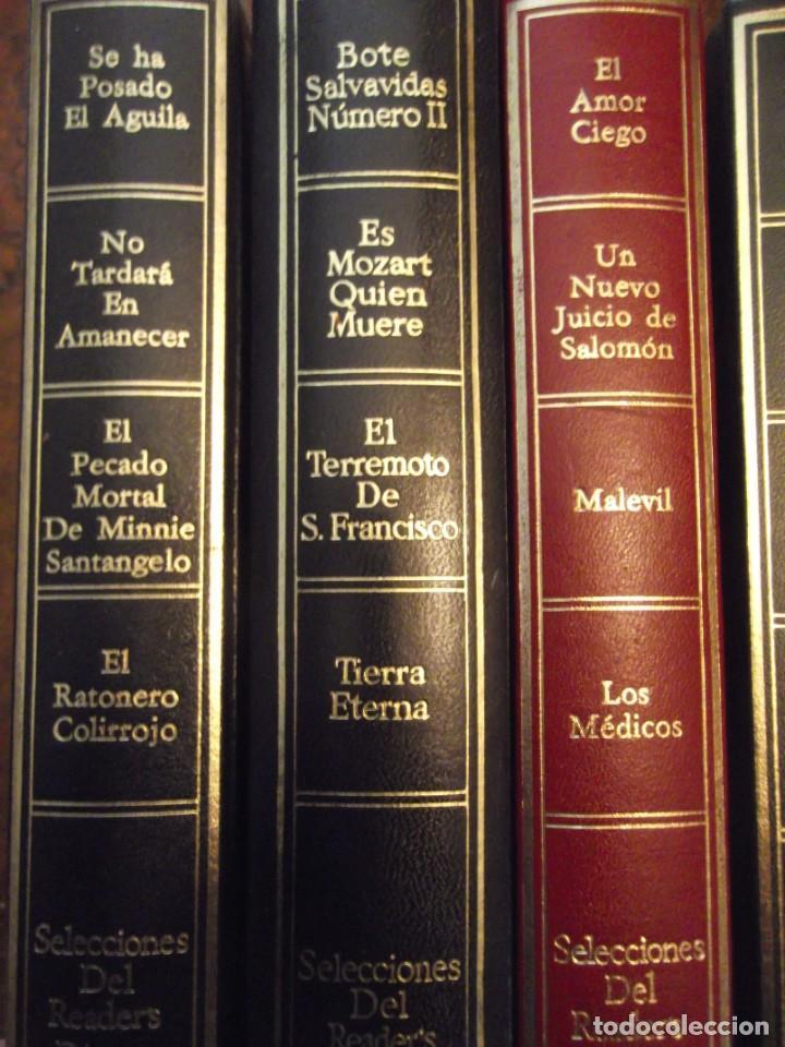 Libros de segunda mano: Lote de 6 Ex libris con 4 tomos cada uno - Foto 4 - 262321970