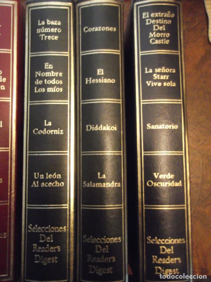 Libros de segunda mano: Lote de 6 Ex libris con 4 tomos cada uno - Foto 5 - 262321970