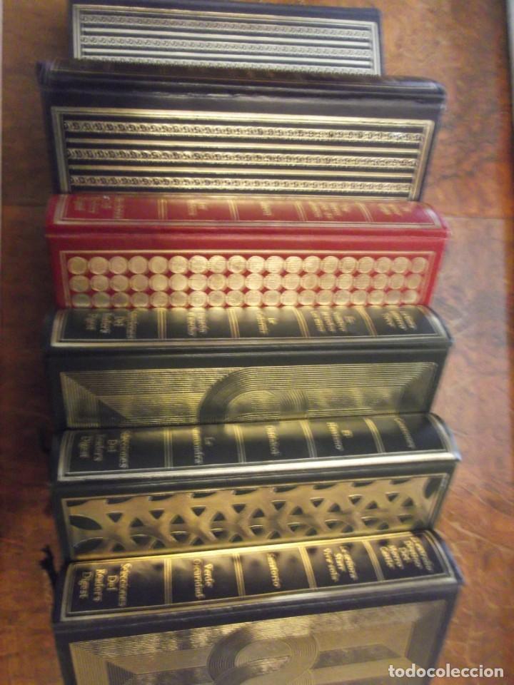 Libros de segunda mano: Lote de 6 Ex libris con 4 tomos cada uno - Foto 6 - 262321970