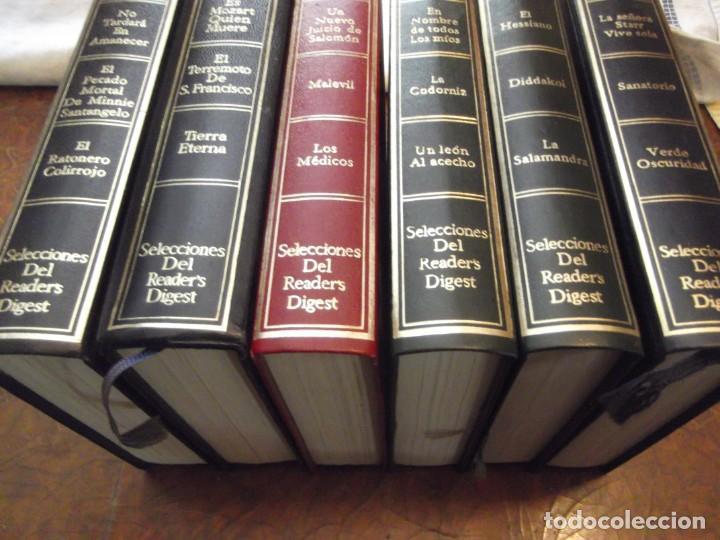 Libros de segunda mano: Lote de 6 Ex libris con 4 tomos cada uno - Foto 8 - 262321970