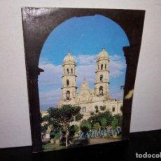 Libros de segunda mano: 1- ZAPOPAN. Lote 262328225