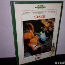 Libros de segunda mano: 1- MARAVILLAS Y TESOROS DEL PATRIMONIO DE LA HUMANIDAD - OCEANÍA. Lote 262328780