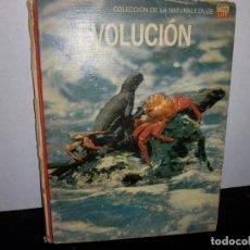 Libros de segunda mano: 1- EVOLUCIÓN, COLECCIÓN NATURALEZA TIME LIFE -. Lote 262328940