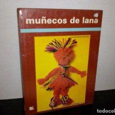 Libros de segunda mano: 1- MUÑECOS DE LANA. Lote 262329125