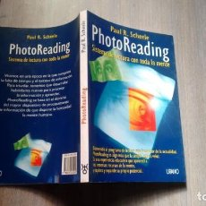 Libros de segunda mano: PHOTOREADING - PAUL R. SCHEELE. Lote 262331295
