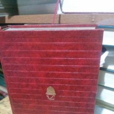 Libros de segunda mano: OBRAS SELECTAS, E. STANLEY GARDNER, ED. CARROGGIO. Lote 262389145