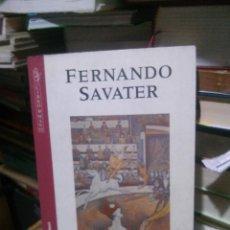 Libros de segunda mano: ÉTICA COMO AMOR PROPIO, FERNANDO SAVATER, ED. GRIJALBO. Lote 262389455