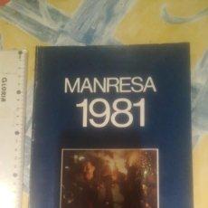 Libros de segunda mano: MANRESA 1981. Lote 262389915