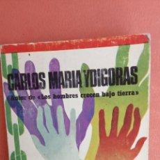 Libros de segunda mano: LOS USAKOS. CARLOS MARIA YDIGORAS. PLAZA & JANES, S.A.. Lote 262390340