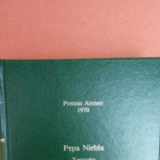 Libros de segunda mano: PEPA NIEBLA. TORCUATO LUCA DE TENA. EDITORIAL PLANETA.. Lote 262392565
