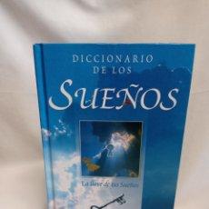 Libros de segunda mano: DICCIONARIO DE LOS SUEÑOS. Lote 262419465