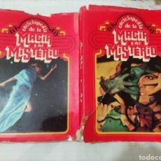 Libros de segunda mano: ENCICLOPEDIA DE LA MAGIA Y DEL MISTERIO.. Lote 262419780