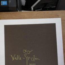 Libros de segunda mano: RETRATOS DE VALLE-INCLÁN. MUSEO DE PONTEVEDRA. 2011. Lote 262420005