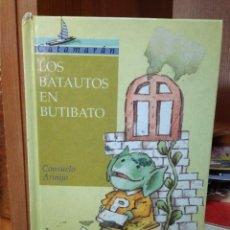 Libros de segunda mano: LOS BATAUTOS EN BUTIBATO, CONSUELO ARMIJO, EDITORIAL SM 1996. Lote 262425525
