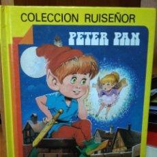 Libros de segunda mano: PETER PAN, COLECCIÓN RUISEÑOR, EDITORS SA 1995. Lote 262425925