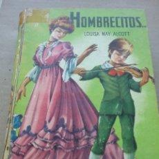 Libros de segunda mano: COLECCIÓN JUVENIL CADETE. HOMBRECITOS N.3 (439). Lote 262435830