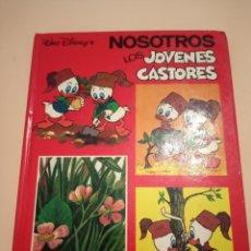 Libros de segunda mano: NOSOTROS LOS JÓVENES CASTORES MONTENA 1984. Lote 262451200