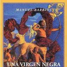 Libros de segunda mano: UNA VIRGEN NEGRA DE CARA BLANCA Y OTROS ENSAYOS ESOTÉRICOS.MANUEL BARRIOS .- NUEVO. Lote 262476105