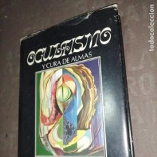 Libros de segunda mano: OCULTISMO Y CURA DE ALMAS - KURT E. KOCH. Lote 262485430